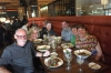 Mother's Day lunch at the RiverMarket Bar & Kitchen, Tarrytown, NY