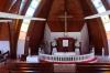 Catholic Church beside the lagoon in Nuku'alofa