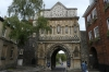 The Ethelbert Gate to Norwich Cathedral, Norwich UK