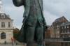 Monument to Captain George Vancouver (1757-1798), King's Lynn GB