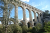 Roquefavour Aqueduct, built 1842-7, largest stone aqueduct in the world