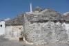 The Trulli, limestone dwellings of Rione Aia Piccola, Alberobello