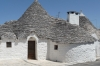 The Trulli, limestone dwellings of Rione Aia Piccola, Alberobello