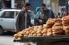 Bread seller in Alexandria EG