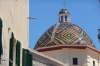 Dome of St Michele, Alghero, Sardinia IT
