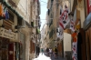 Narrow streets of Alghero