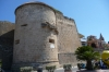Wall of Alghero, Sardinia IT