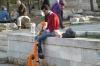 Hussein Park on family Friday, Amman JO