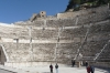 The Roman Theatre Amman, built by Antonius Pius (138-161AD), largest in Jordan seating 6,000