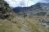 Fenicula to Estanny de Creussans, close to French border in Andorra