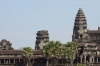 The northern Library at Angkor Wat
