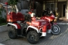 Fire Station, Antalya (quad bike for narrow streets)