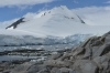 View from Port Lockroy (British Base A) on Goudier Island, Palmer Archipelago, Antarctica