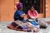 Vendors in Calle del Arco