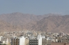 View from roof of Days Inn, Aqaba JO