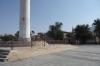 Flag pole recognising the success of the Arab Revolt 1919, Aqaba JO