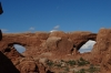 Arches National Park, North & South Windows