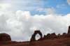 The iconic Delicate Arch, Arches National Park