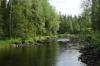 Vikaköongäs and Vaattunkiköongäs wilderness area, Arctic Circle Hike FI