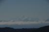 Mont Blanc from Arnex-sur-Orbe CH