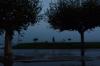 Vevey - it rained