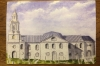 A postcard from St George's Church, Easton, Isle of Portland UK