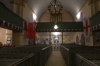 Inside St George's Church, Easton, Isle of Portland UK