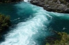 Huka Falls to Aratiatia Rapids walk on the Waitako River, Taupo NZ