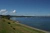 views of Lake Taupo NZ