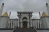 Mosque honouring President Turkmenbashi (died 2006), Ashgabat TM