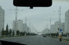 Ashgabat city - all white