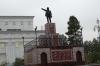 Lenin's statue