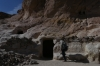Caves in the Jere Gorge, Atacama Desert CL
