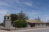 The new church at Socaire Village, Atacama Desert CL