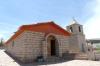 The new church at Socaire Village, Atacama Desert CL