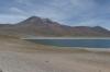 Laguna Miñiques (1.5 square kilometres), Atacama Desert CL