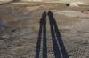 Selfie. Geysers del Tatio, Atacama Desert CL
