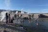 Hotsprings. Geysers del Tatio, Atacama Desert CL