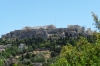 View of the Acropolis from the Ancient Agora, Athens