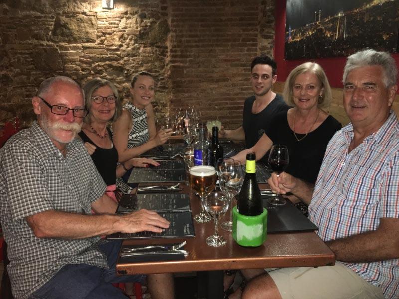 Cera 23 restaurant, Barcelona