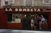 Tapas treat - La Bombeta