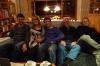Felix, Rebecca, Hayden, Bruce & Pascal