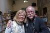 Bruce & Thea at the Coptic Church