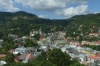 View from New Castle, Banská Štiavanica SK