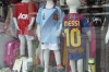 Barça strips in Plovdiv, Bulgaria