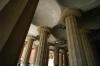 Crazy columns at Parc Guel. ES