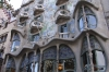 A little bit of Gaudi in Barcelona. ES