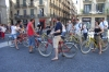 Sightseeing in Barcelona - bicycle style. ES