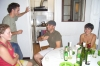 Tim & Ang visit Hayden & Elisse in Gracia, Barcelona ES