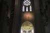 Inside the upper church at Tibidabo